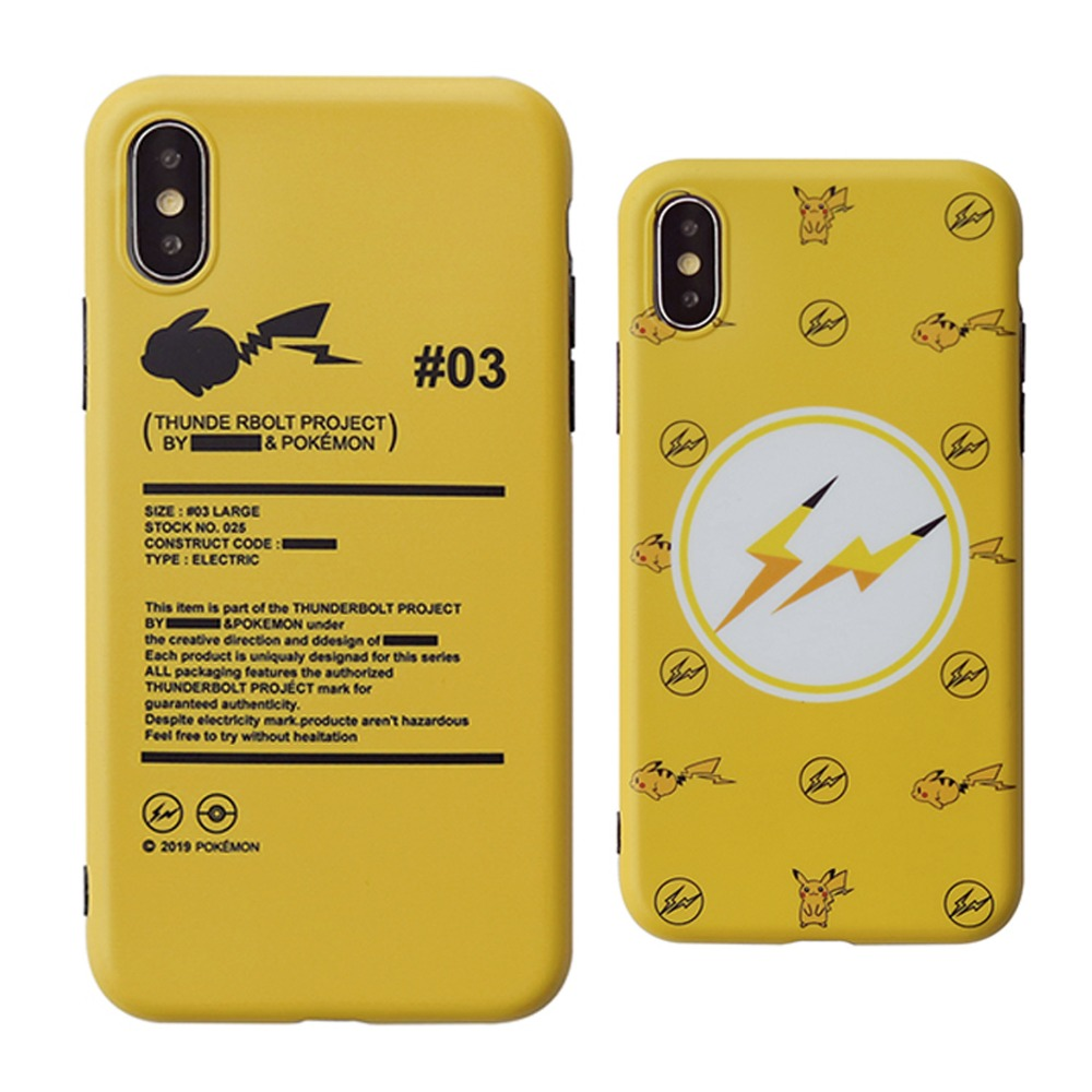 3d Cartoon Pocket Monsters Pokemons Pikachus Case Voor Iphone Xr Xs Max Coque Fundas Capa Voor Iphone 8 Plus 7 Plus 6 6 S Plus Case