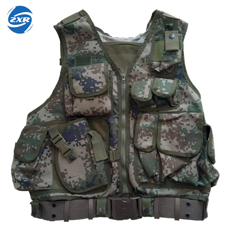 Outdoor Hunting Military Tactical Vest Wargame Cs Body Molle Waistcoat Army Hunting Vest Safety Equipment Protective Combat Gear men outdoor hunting shooting nylon waistcoat molle tactical military paintball cs wargame protective chest vest gear with pouch