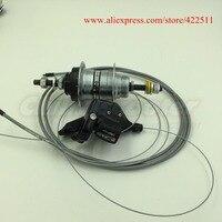 Neue Hohe Qualität 3-Speed Schaltwerk/Elektroroller Schaltwerk Sets (Elektrische Roller Ersatzteile)