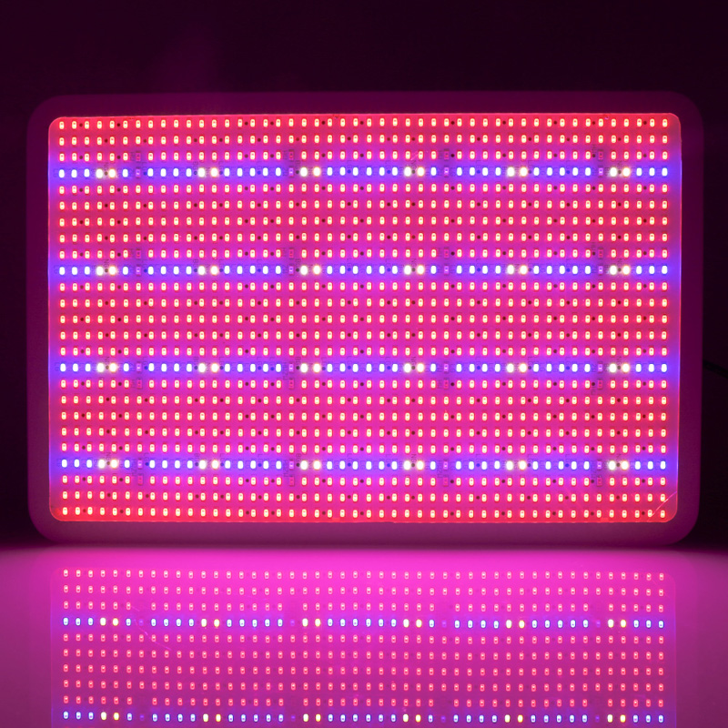 Image 2 - LVJING Led Grow Light 300/400/500/600/800/1000/1200/1600W Full Spectrum For Indoor Greenhouse Grow Tent Plants Grow Led Light-in Growing Lamps from Lights & Lighting