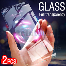 2 Pcs 9H Tempered Glass For Xiaomi Redmi 6A Note 5 6 Pro Plus 5A 4X 4A 4 Screen Protector Protective Film
