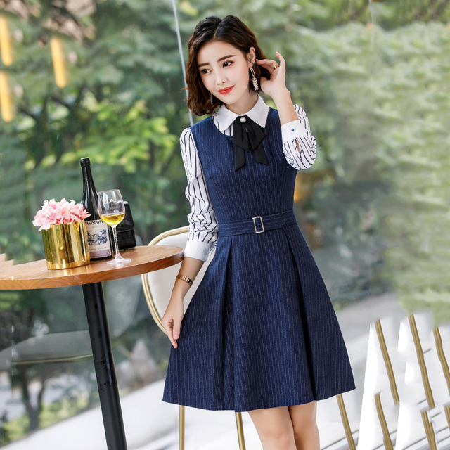 2018 Elegant Women S Suits Formal Office Lady Dress Ladies Suit