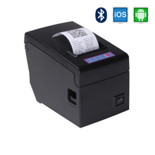 Cheap 58mm bluetooth3.0+4.0 printer with IOS & Android pos thermal printer high speed printing support windows10 HS-E58UAI