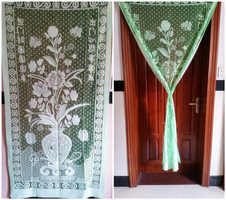 Exceptionnel Cloth Screen Door #9   Modern Fashion Quality Window Screening Piaochuang  Full Shade Cloth Curtain Finished Product In Window Screens From Home U0026  Garden ...