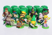 2015 New 4.5cm 11pcs/set  The Legend of Zelda PVC Action Figure set Collection Model kids Toys Dolls Classic Toys brinquedos