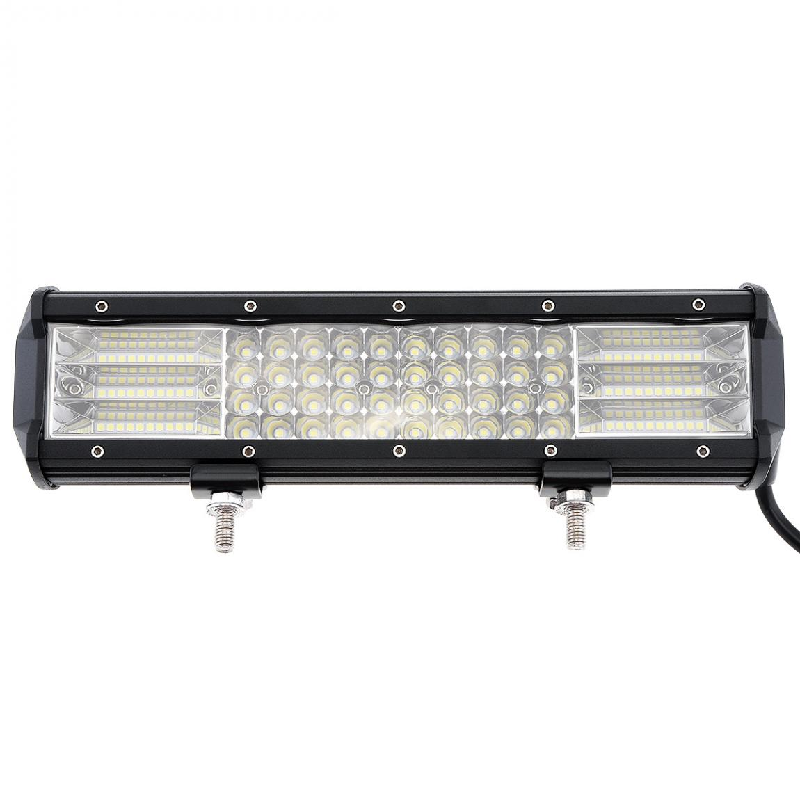 12 Inch 300W 100Pcs LED Strip LED Light Bar Work Light Combo Beam for Driving Offroad Boat Car Tractor Truck 4x4 SUV in Car Headlight Bulbs LED from Automobiles Motorcycles