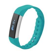 Приборы для измерения артериального давления умный браслет bluetooth Фитнес трекер OLED Экран браслет Беспроводной сердечного ритма Мониторы для IOS Android