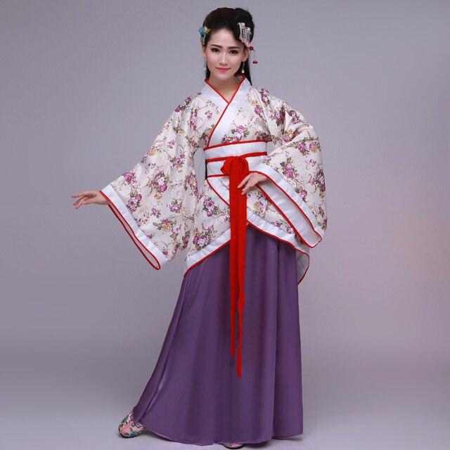 traditionelle chinesische sch ne tanz hanfu kleid chinese dynasty kost m alten chinesischen tang. Black Bedroom Furniture Sets. Home Design Ideas