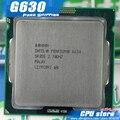 Бесплатная Доставка Intel Pentium G630 3 М Кэш 2.7 ГГц L3 = 3 М LGA 1155 TDP 65 Вт рабочего стола ПРОЦЕССОР процессор (рабочая 100%), продаем G620