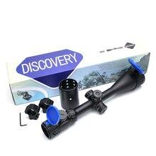 Discovery VT-2 4-16X50 SFIR Long Range Винтовки Scope Airsoft Красный И Зеленый Горит Волоконно-Оптический Прицел Прицел Охота