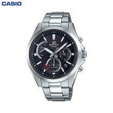 Наручные часы Casio EFS-S530D-1AVUEF мужские с кварцевым хронографом на браслете