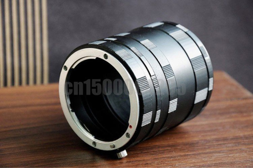 Macro Extension Tube Ring <font><b>Lens</b></font> Adapter Ring For <font><b>Sony</b></font> a900 a77 a65 a55 a35 a700 a580 a550 <font><b>a230</b></font> a850 a99 a37 MA mount image