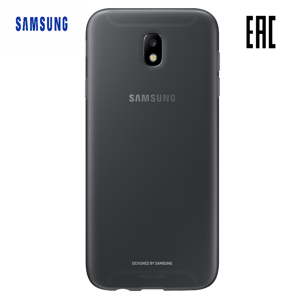 Case for Samsung Jelly Cover Galaxy J7 (2017) EF-AJ730T Phones Telecommunications Mobile Phone Accessories mi_32827262459