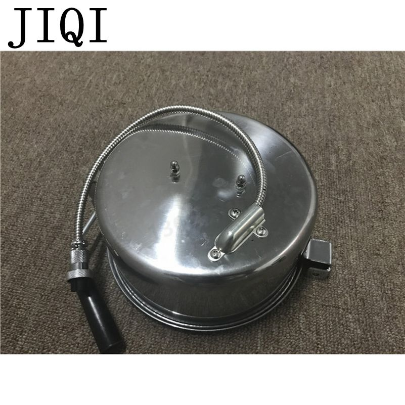 JIQI hot air Popcorn Machine Accessories 15mm 2 Hole 3 Holes Interface 8oz Pot 8 ounce hand-cranked electric Popcorn maker parts air air the vigin suicides limited edition 2 cd 3 lp