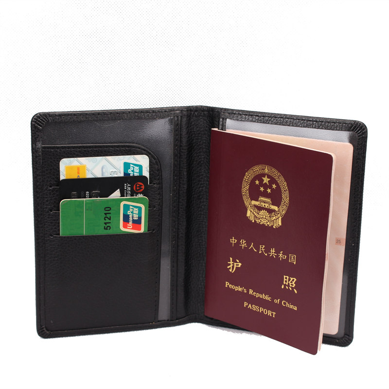 2018 New Women Leather Passport Cover Women ID Credit Card Holder Men Name Card Holder Travel Passport Holder 3d skull floral pu leather passport cover wallet travel function credit card package id holder storage money organizer clutch