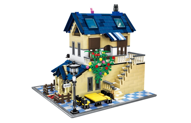 Wange Blocks France Architecture Building Blocks French Country Lodge Model Villa house Educational Toys for Children Gifts 5311 adata 3d nano ssd su800 128gb m 2 2280 ngff solid state drive solid hd hard drive disk m2 2280 hdd disk for laptop desktop