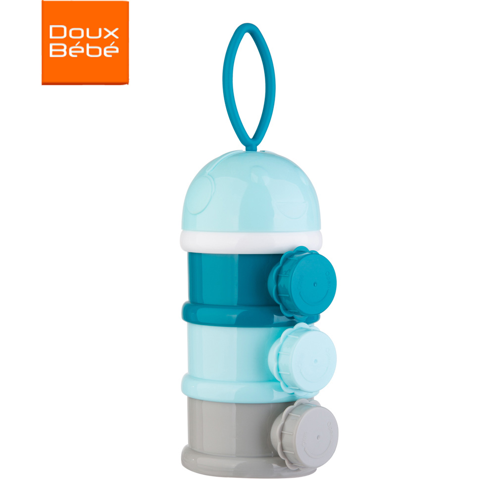 Portable Baby Milk Powder Formula Dispenser Container For