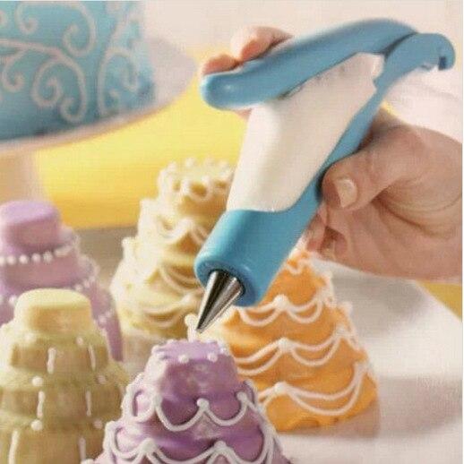 Cake Pen Nozzles Set Tool Dessert Decorators Cake ...