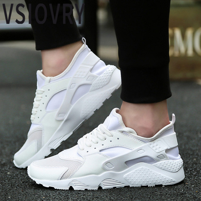1e7c0538a90e VSIOVRY Men Sneakers Casual Shoes Big Size 35-47 Summer 2018 Fashion  Breathable Comfortable Unisex