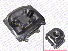 Performance GY6 250cc 63mm Cylinder Head Assy with Valves 157QMJ ATV Go Kart Buggy Scooter Quad