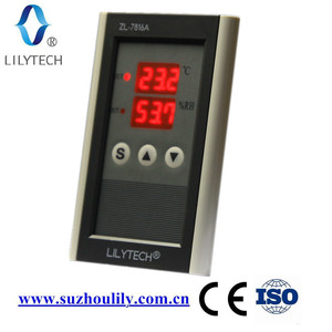 Image 2 - ZL 7816A,12V, Temperature and Humidity Controller, Thermostat and Hygrostat, Lilytech