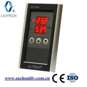Image 2 - ZL 7816A,12V, controlador de temperatura y humedad, termostato e higrostato, Lilytech