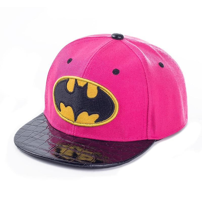 Hot 2017 New Fashion Brand Batman Baseball Cap Hats For Men Women Casual Bone Hip Hop Caps Sun Snapback Hat [yarbuu] baseball cap 2017 hot new brand golf prey bone sun set snapback hip hop hat cap hats for men and women cap