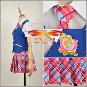 Image 4 - Anime Princess Charm School Sophia Hana Song Blair Willows JK Uniform Adult Cosplay Costume Clothing Outfits Halloween