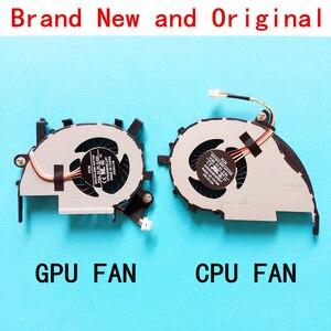 New CPU laptop cooling fan Notebook Cooler radiador para ACER ASPIRE v5 452 452g 472 472 p 472g 473 473g fã GPU