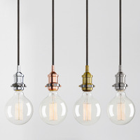 Permo Vintage Rope Pendant Lights Pendant Ceiling Lamps Modern Hanglamp Indoor Lighting Fixture Dining Loft Lights Decorations