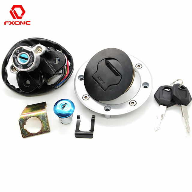 3c6fcf0a41e1 US $37.94 20% OFF|Motorcycle Ignition Switch Lock Fuel Gas Cap Lock And  Seat Lock With Keys For Suzuki SV650 SV 650 SV 650 1999 2002 99 00 01 02-in  ...