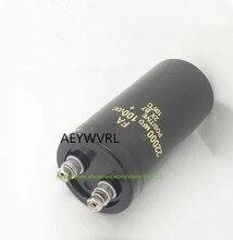 100v 22000uf 50x105mm condensateur électrolytique de haute qualité Radial 22000UF 100V
