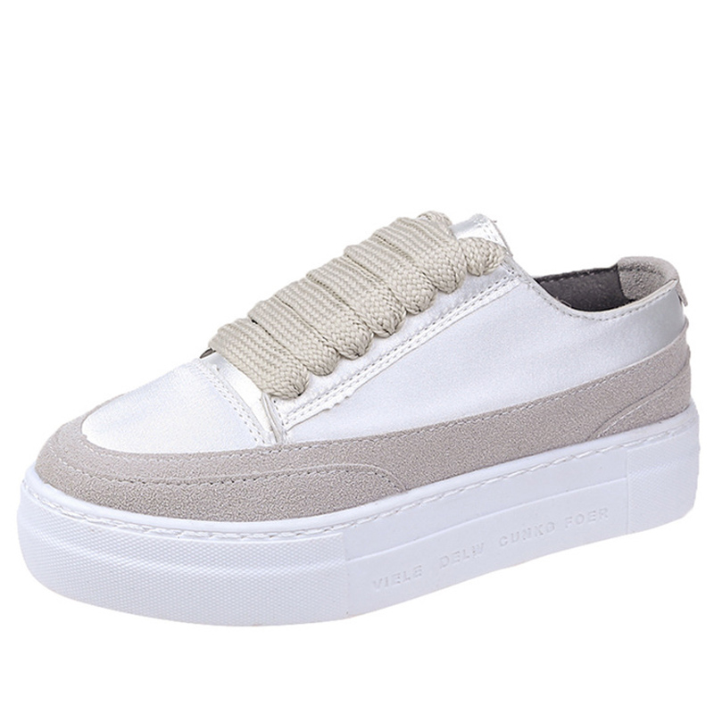 MSFAIR 2019 Skateboarding Shoes Outdoor Athletic Sport Shoes For Women Flat With Summer Woman Brand Flat With Womens Sneakers