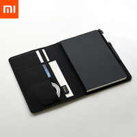 Xiaomi Mijia Smart Home Kaco Noble Paper NoteBook PU Card Slot Wallet Book for Office Travel with a Gift