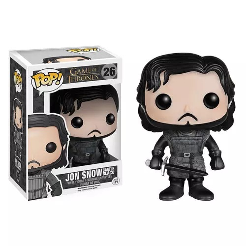 Funko pop   Movie: Game of thrones-Jon snow Vinyl Figure  Model Toy with IN Box
