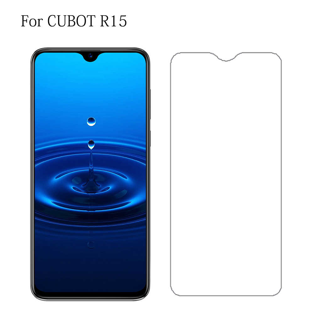 Tempered Smart Phone Glass For Cubot R15 J5 Nova Screen Protector For Cubot X19 P20 X18 Plus Phone Cover Protective Film Glass