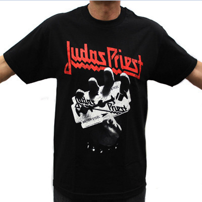 Judas Priest Rock Band Graphic T-Shirts