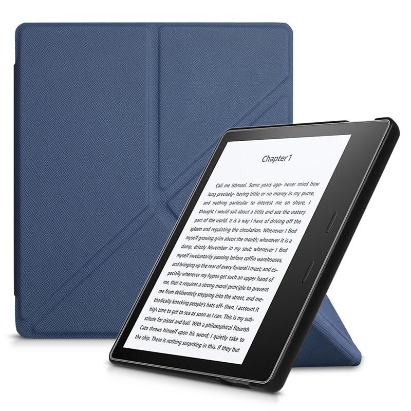 For Amazon Kindle Oasis 2019 Kindle Oasis 3 7.0 E reader Transformer Case for kindel oasis 2017 oasis 2 sleeve cover +gift|smart case|smart cover|e-reader cover - title=