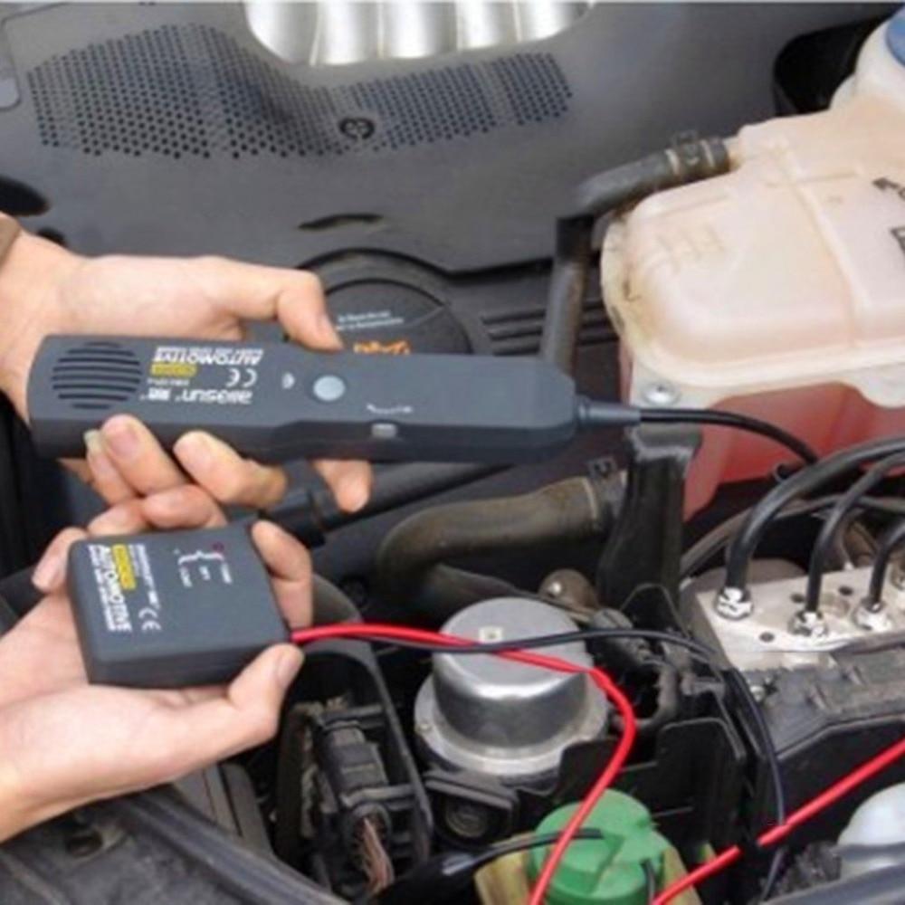 Universal EM415pro Automotive Cable Wire Short Open Digital Finder on