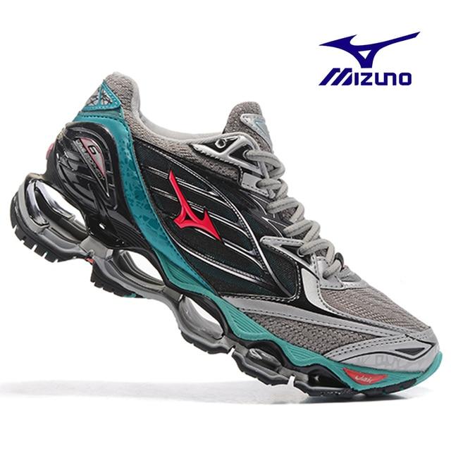 Оригинальный Mizuno Wave Prophecy 6 Профессиональный 6 Цвет ограждения ShoesRunning обувь для ж Тяжелая атлетика Размер 40-45 кроссовки