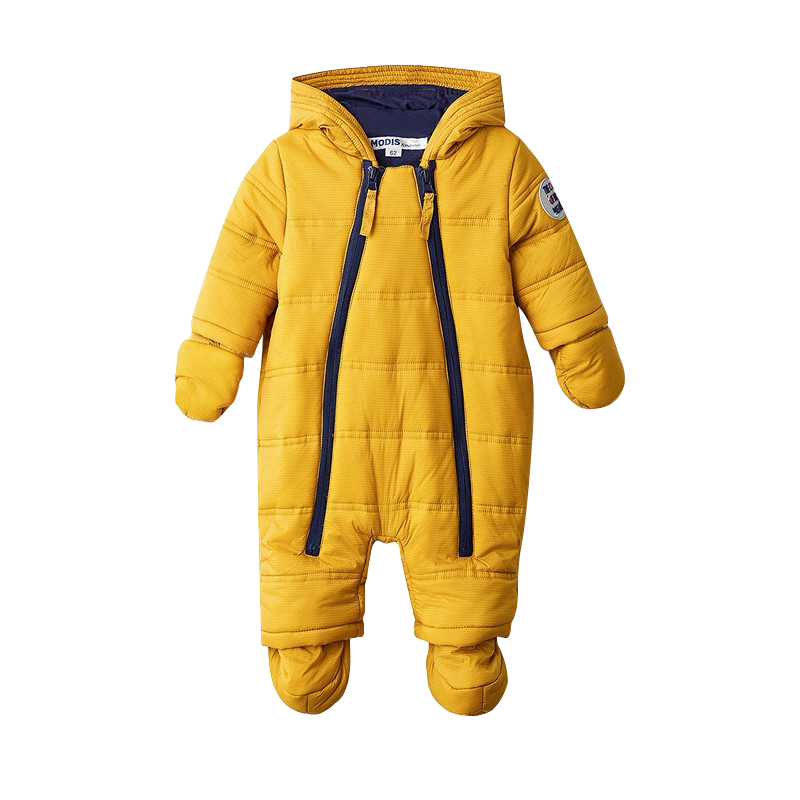 Snow Wear MODIS M182K00507 for baby boys kids clothes children clothes TmallFS chic quality cartoon baby clothes pattern removeable wall stickers