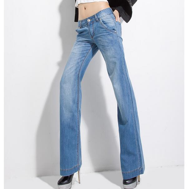 Jeans Boot Leg-Beli Murah Jeans Boot Leg lots from China Jeans ...
