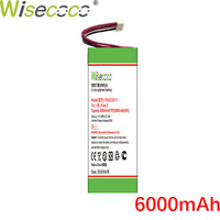 Wisecoco P5542100 P 6000mAh New Battery For J BL 2017DJ1714, APJBLPUESE3, Pulse 3 High Quality battery