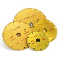 2pcs Brazed Diamond Dry Slice Cutting Saw Blade For Stone Marble Tiles Glass Ceramics Vitrified Brick