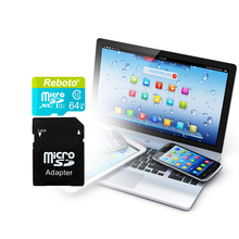 Memory Card Micro SD Card 32GB Class10 64GB Micro SD TF Card 4GB 8GB 16GB with Microsd Adapter for Smartphone Camera