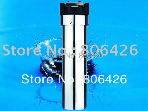 Главная вод 304 нержавеющая сталь с 10 дюймов 0,2 мкм керамический фильтр картридж