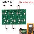 CNIKESIN Diy Sechs serie platte 50F 100F 220F 360F 2,7 v 500F 400F sechs serie super kondensator alle platte schutz platte