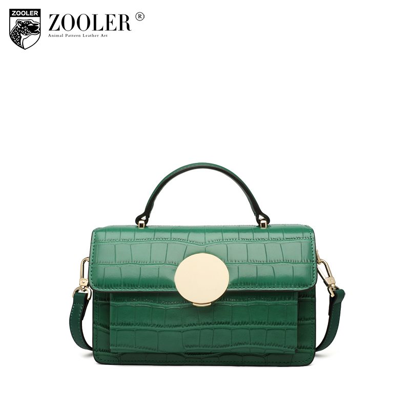 11-11 special new button luxury handbags women bags designer ZOOLER shoulder leather bags handbag women bag bolsa feminina #e130