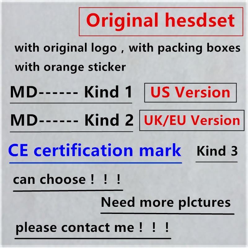 bilder für 50 teile/los Mit verpackung Echte Original Qualität headset in ear-kopfhörer kopfhörer Mit Fernbedienung Mikrofon für i 5 5 s 6 6 S plus