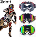 Zdatt profesional adulto gafas de motocross dirt bike atv gafas moto moto fox sport gafas gafas gafas de esquí gafas